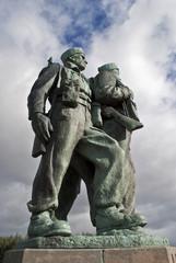 the commando memorial