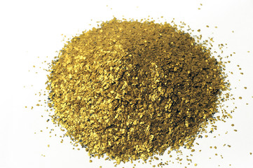 glitter background placer gold