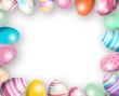 Obrazy na płótnie, fototapety, zdjęcia, fotoobrazy drukowane : Easter Banner