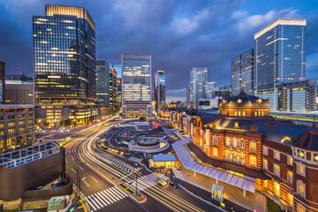 Marunouchi, Tokyo, Japan