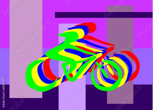Abstract Bike
