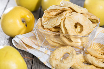 Diet Food (dried Apples)