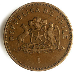Escudo de Chile Coat of arms of Chile チリの国章