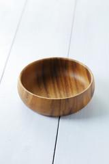 木製の皿 Wooden dish