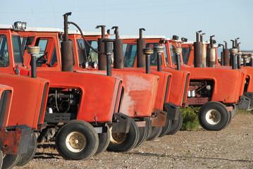 Red Tractors