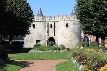 Porte de Paris à Cambrai ( XIVème )