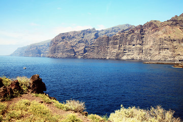 Gigantes, Tenerife