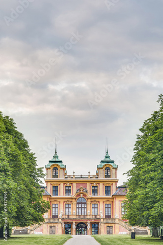The Favorite Schloss in Ludwigsburg, Germany