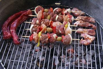 barbecue. grill