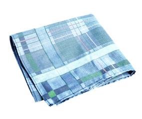 Light blue handkerchief