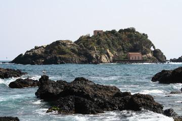Aci trezza isola Lachea