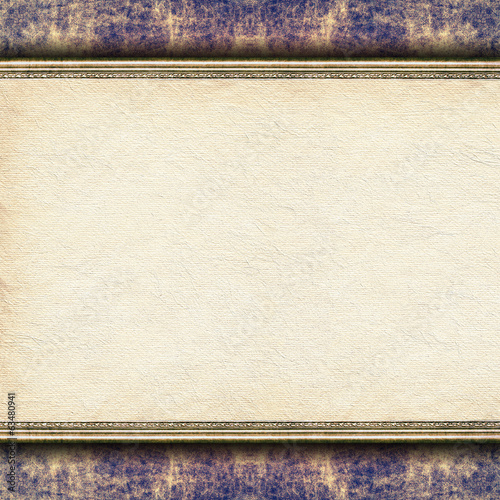 Double layered grunge background