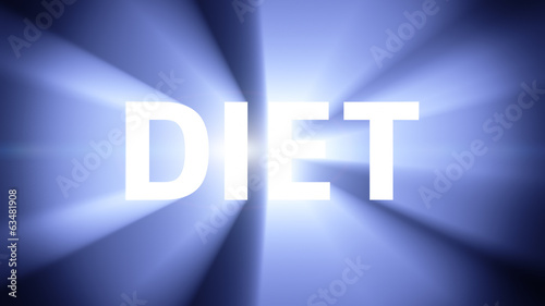 Illuminated DIET