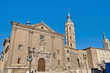 San Juan de los Panetes Church at Zaragoza, Spain