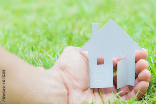 concept image of make house