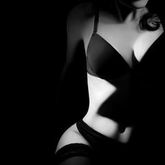Nude woman erotic