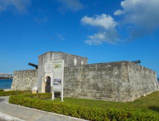 Fort Montagu Nassau
