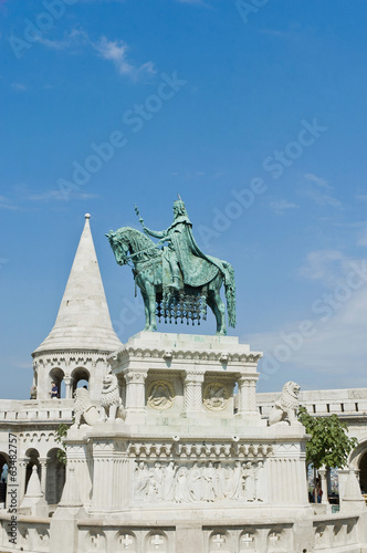 Palace Hill at Budapest, Hungary