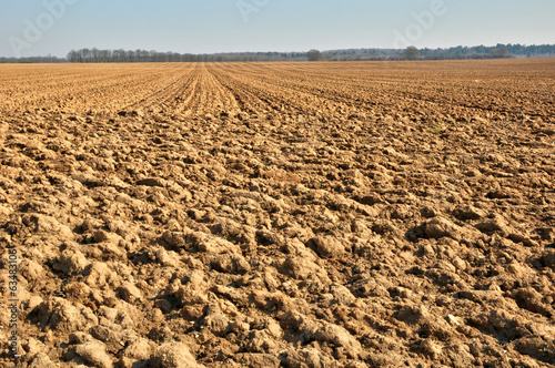 France, a field in Val d Oise