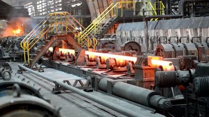 Herstellung im Rohrwerk // Pipe Mill
