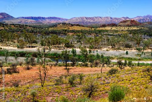 west macdonnell ranges - 63484975