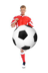 Footballer player