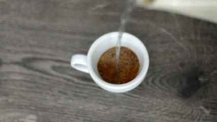 coffee crema