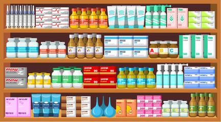 Pharmacy, medicine