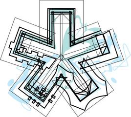 Font Symbol illustration