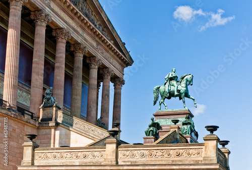 Old National Gallery, Berlin