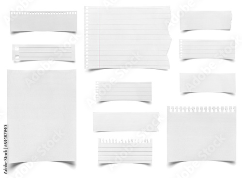 canvas print picture piece of paper note notepad