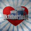 canvas print picture - Bavaria Oktoberfest