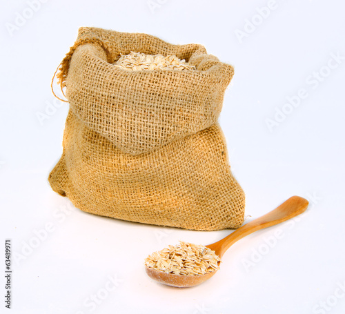 cereal in the bag