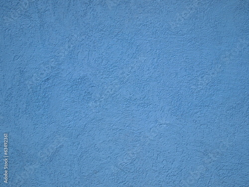 Background painted blue