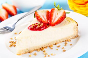 Käsekuchen - Cheesecake