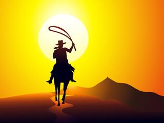 Cowboy-Vector
