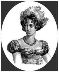 Lady - 19th century
