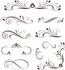scroll_set_floral