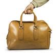 Old vintage luggage bag