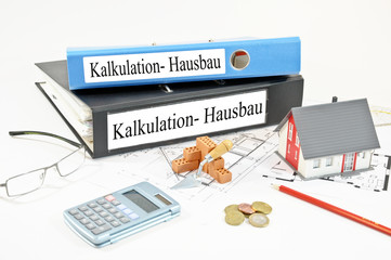 Kalkulation Hausbau
