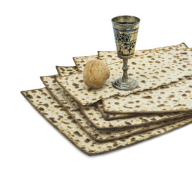 Attributes of Jewish Passover Seder celebration