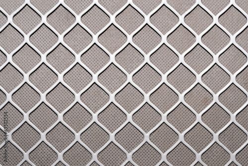 Texture - grille, diamonds
