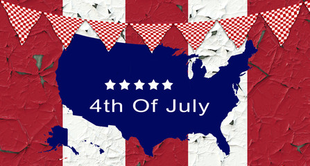 America 4th Of July