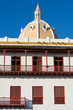 Classical architecture in Cartagena
