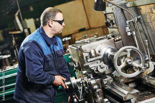 milling machine operator