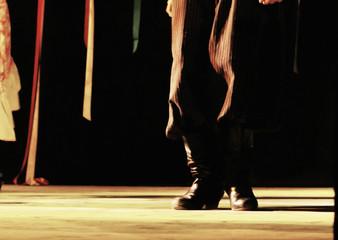 bailarín de tango