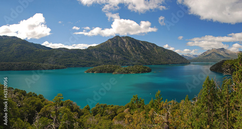 Lake Mascardi near Bariloche, Argentina