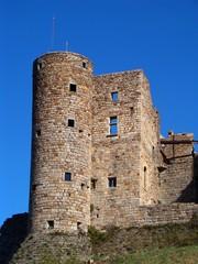 Chateau de portes en cevennes
