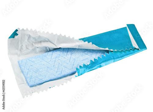 Fotobehang Snoepjes chewing gum