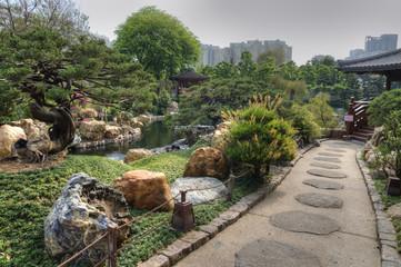 Oriental garden, HK